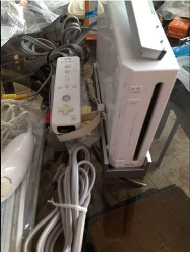 Nintendo Wii Con Sus Accesorios (30 Verdes) O Al Cambio