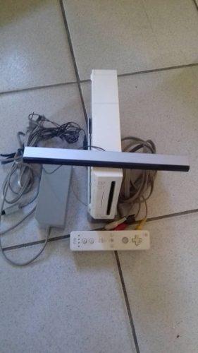 Nintendo Wii Original Con Su Kit De Accesorio Double Sport P