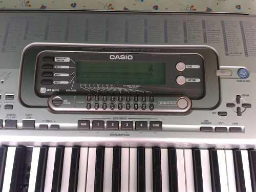 Rebajado!teclado Casio Wk  Para Repuestos