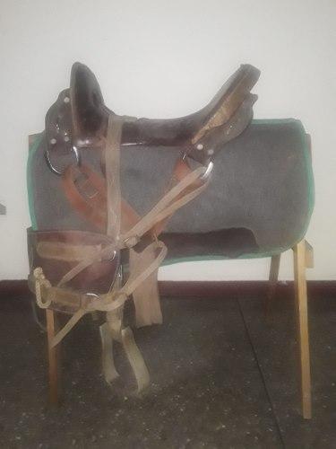 Silla De Montar Caballo N°12