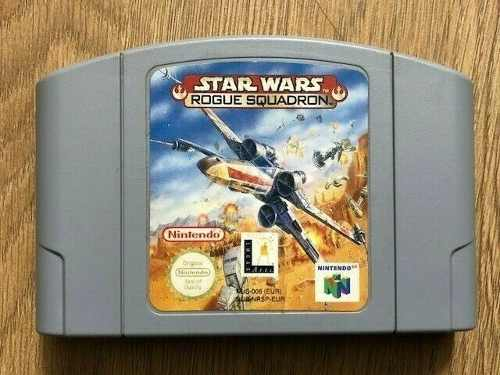Star Wars Rogue Squadron Nintendo 64