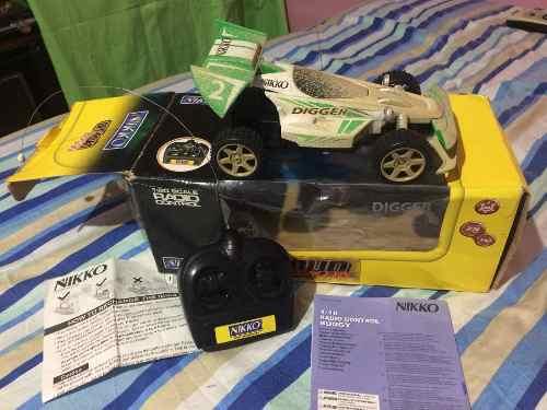 Vendo Carro Nikko Buggy Digger Nuevo