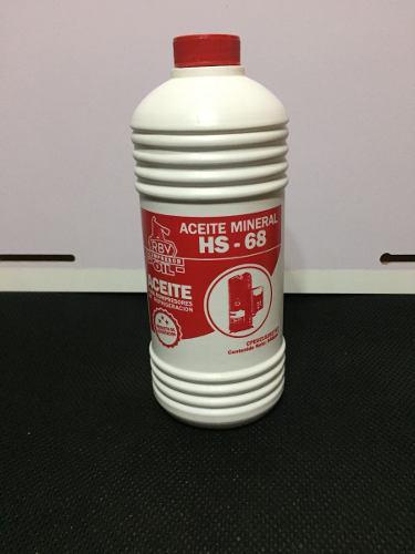 Aceite Para Refrigeracion Aire Acondicionado 68