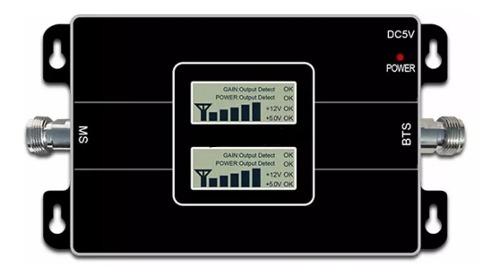 Amplificador De Señal Dual Band 2g Y 3g Movistar Y Movilnet