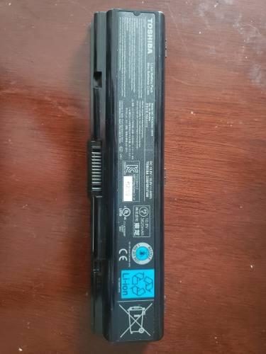 Batteria De Lapto Toshiba Original Modelo Pau-1brs