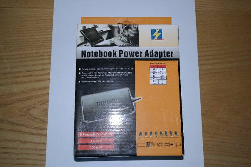 Cargador Universal Para Mini Lapto (10$)