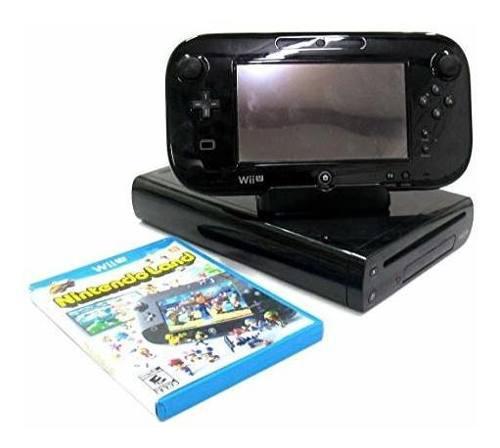 Nintendo Wii U 32 Gb Edición Deluxe