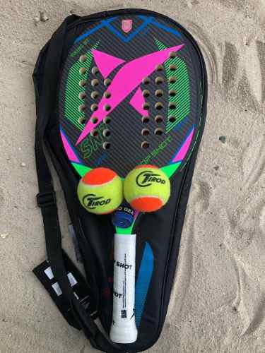 Raqueta Beach Tennis Drop Shot Viking