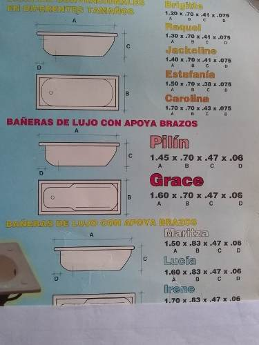 Se Vende Bañera En Fibra De Vidrio