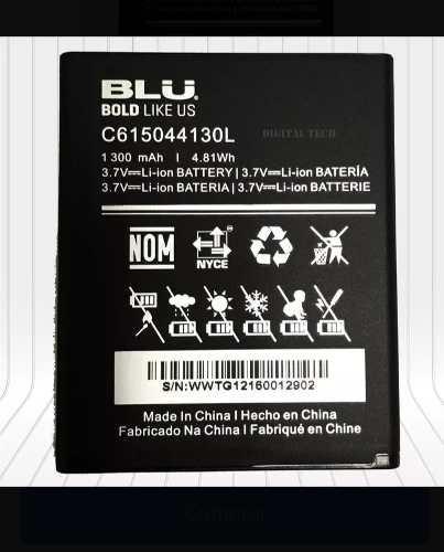 Bateria Pila Blu Advance 4. 0m A090l C615044130l Tienda Fisi