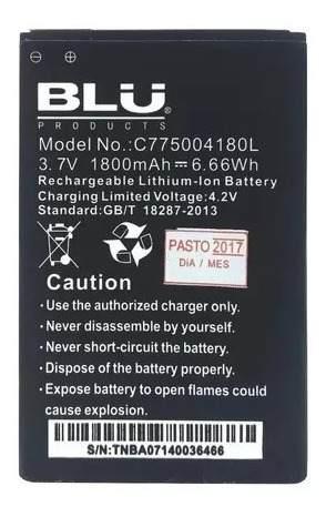 Bateria Pila Blu Advance Studio 5.0 C775004180l