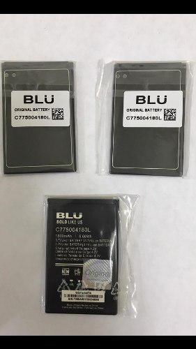 Bateria Pila Blu Advance Studio 5.0 D536u/d536i. C775004180l