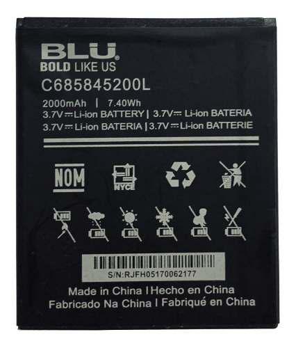 Bateria Pila Blu Studio C Hd S090q Original C685845200l