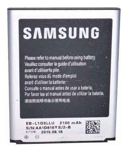 Bateria Pila Samsung Galaxy S3 I9300