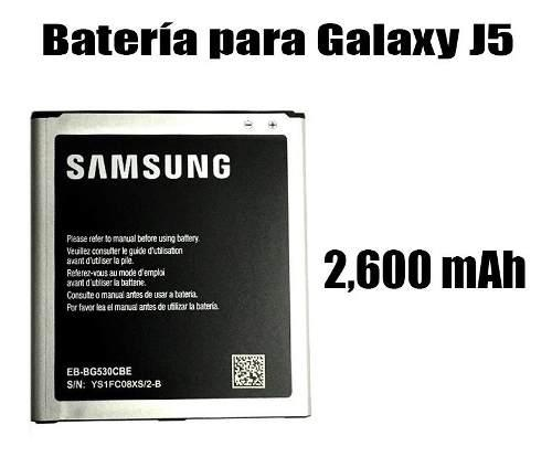 Bateria Pila Samsung J3 J2 J5 Grand Prime G530 Eb-bj500cbe