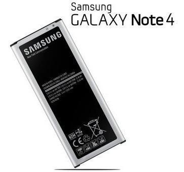 Bateria Pila Samsung Note 4 Nuevo Note 3 Note 2