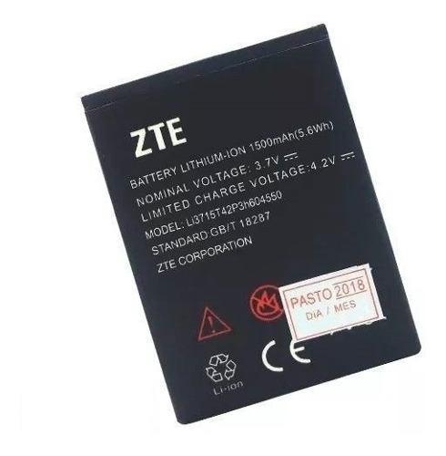 Bateria Pila Zte Blade A410 Original Li3715t42p3h604550