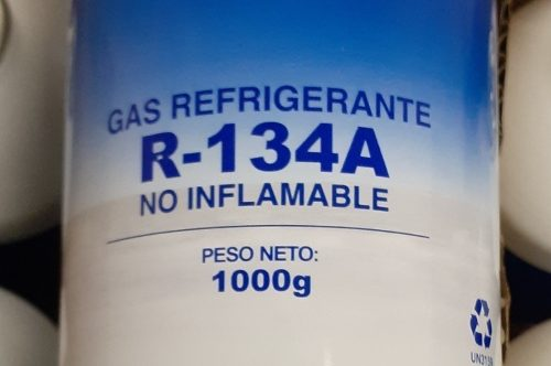 Gas Refrigerante 134a Latas De 1 Kilo