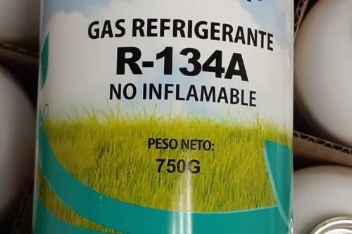 Gas Refrigerante 134a Latas De 750 Grs