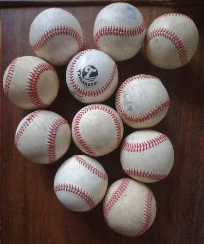 Pelotas De Béisbol. Todas Por Excelente Precio.