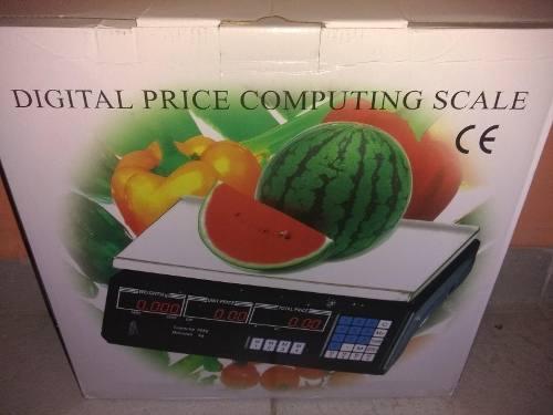 Peso Electrónico De 40 Kilos