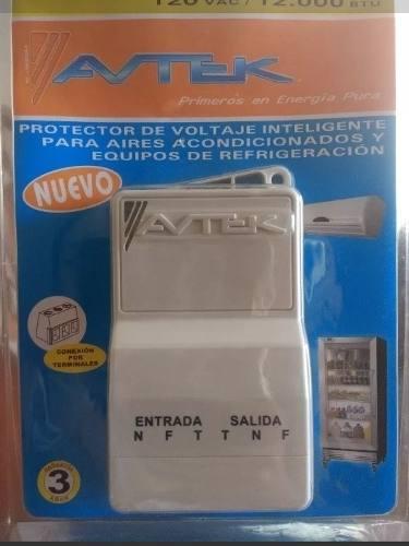 Remate Protector De Voltaje Aires Y Refrigeracion