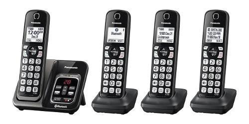 Telefono Inalambrico Panasonic Mod: Kx-394c 4 Tef Contestado