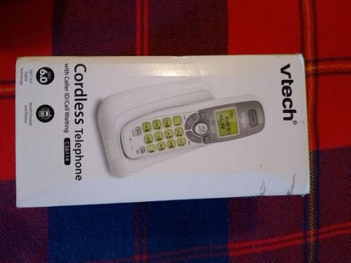 Teléfono Inalámbrico Vtech Usado