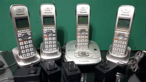 Teléfono Panasonic Inalambrico Modelo: Kx-tg4021