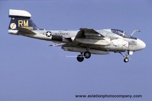 Avion A Escala 1/48 Ea 6a Wild Weasel Revell