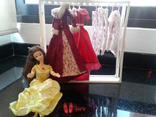 Barbie La Bella Original Con Accesorios De La Foto