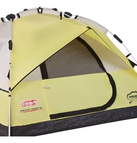 Carpa Coleman Instant Dome Tent 4 Personas (nueva)
