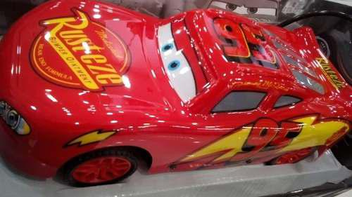 Carro Calidad Cars Super Rayo Macqueen 25 Cm Control Remoto