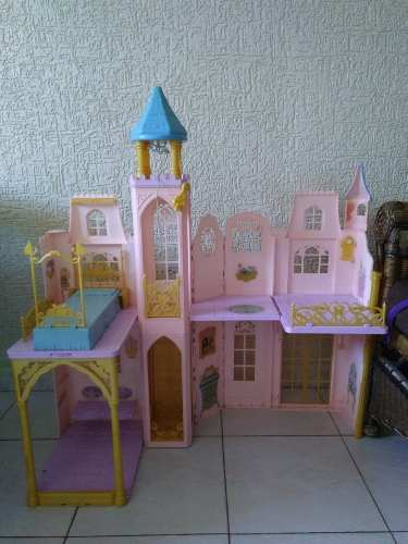 Castillo Casa Barbie Usado