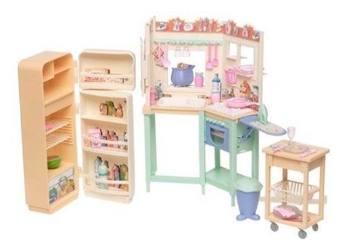 Cocina De La Barbie Original De Mattel