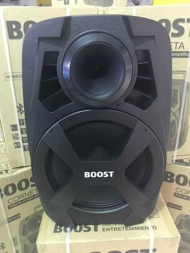Corneta Amplificadora Boost Portátil 15 Cm