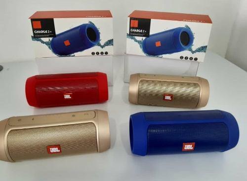 Corneta Jbl Charge 2+ Inalámbricas Com Bluetooth