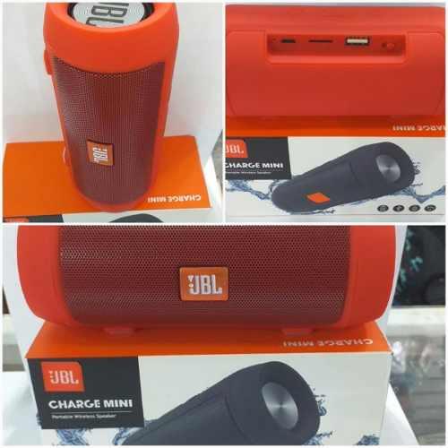 Corneta Jbl Charger Mini, Bluetooth, Microsd, Pen Drive, Fm.