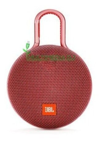 Corneta Jbl Portatil Speaker Bluetooth Sd Microsd Clip 3 Mdj