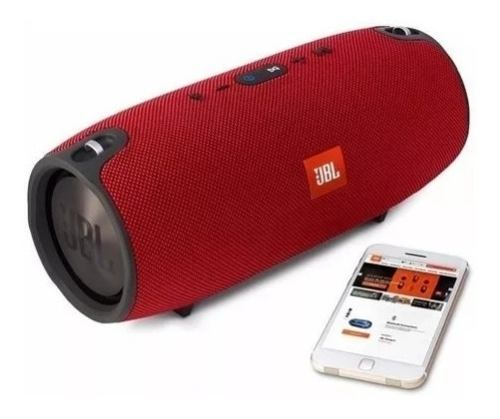 Corneta Jbl Xtreme Bluetooth Power Bank Mod Grande!