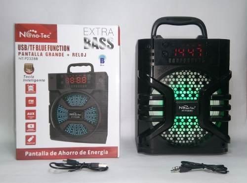 Corneta Parlante Bluetooth Pendrive Micro Sd Tienda Chacao