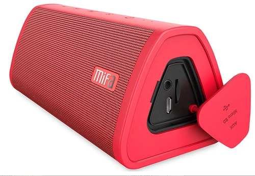Corneta Portatil Bluetooth Mifa Inalambrica 10w Sonido