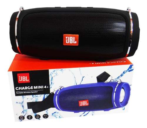 Corneta Portatil Jbl Charge 4 Mini Bluetooth Mp3 Waterproof