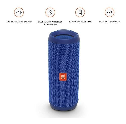 Corneta Portatil Jbl Charge K1 Usb Mp3 Auxiliar Bluetooth W