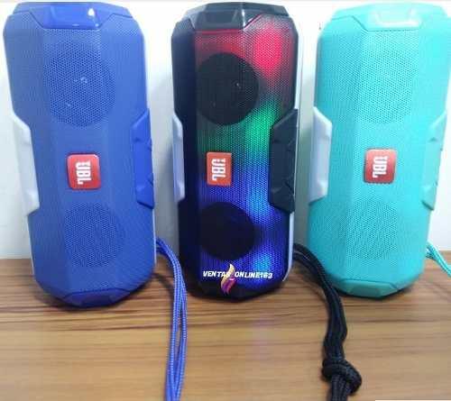 Corneta Portatil Jbl Tg 143 Power Bank Bluetooth Usb Aux