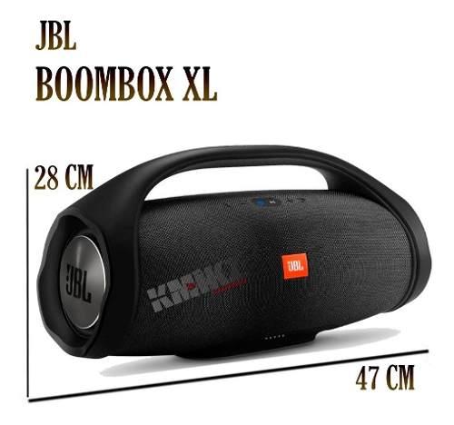 Corneta Speaker Jbl Boombox Xl 190 Trump