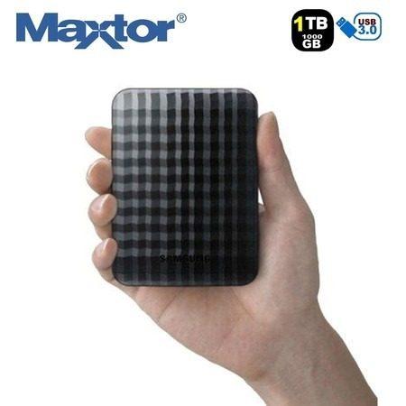 Disco Duro Externo Maxtor 1tb