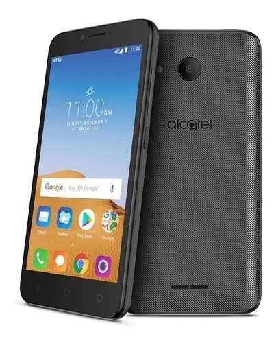 Telefono Alcatel Tetra 16gb + Forro Y Vidrio Promo *65v*