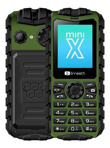 Telefono Smooth Mini X, Somos Tienda Fisica! 15v