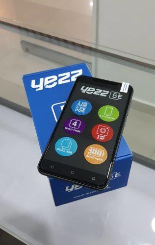 Telefono Yezz 5e Nuevo Liberado Tienda Fisica